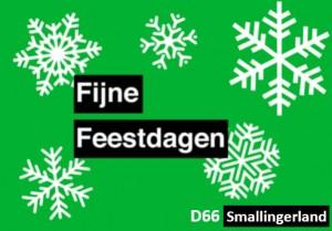 FijneFeestdagen_D66Smalingerland